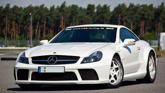 ��������, cars, amg, mercedes, sl, auto wallpapers, ���� ����, benz, 65, black-series-p-1000, mercedes, �����, mkb, ���� ����, sl