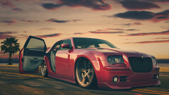 300c, muscle, �������
