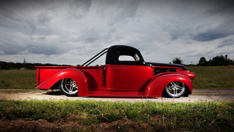 ���-���, �����, ������, pick-up, 1946, chevy