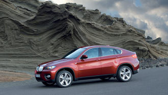 bmw, ���� ����, x6, auto wallpapers, ���