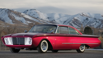 custom, muscle car, ford, 1960, sedan, adonis
