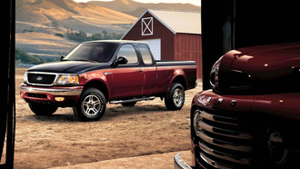 ������, ������, f-1 pickup, ford, f-150, �����, xlt, ������ � �����, �����, heritage, ����, ����