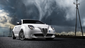 mito, альфа, авто обои, cars, quadrifoglio, ромэо, авто фото, тачки, alfa romeo, multiair, auto wallpapers
