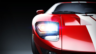 ����, ����, ford gt, studio