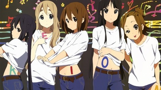 �����, keion, k-on!, ������