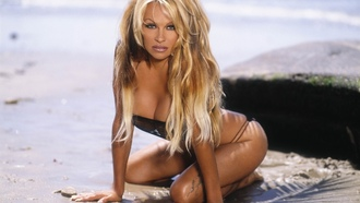 pamela_anderson, ����, hot-babe