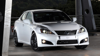 �����, ������, lexus, is, xe20, za-spec, f, white