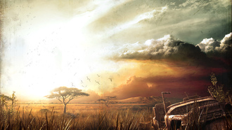 ������, �����, ���, africa, fc2, cover, ��� ���� 2, far cry 2, art, �������