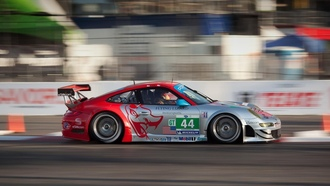 porsche, tommy milner, falken tire, long beach 11