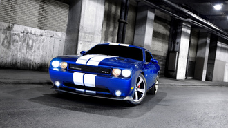 srt8, inaugural, 2011, 392, edition, challenger, dodge
