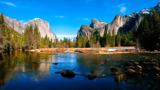 ���, �������, �����, ����, ����, yosemite, national park, valley view