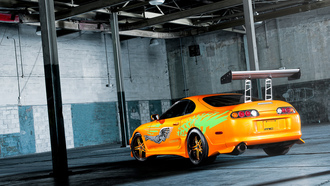 toyota, auto wallpapers, supra, �����, cars, mc customs fast and the furious toyota supra, ���� ����, ���� ����, �����, ������