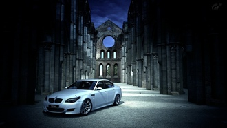 wallpaper, �������������, gt5, m5, playstation 3, sony, �5, ���, ����, gran turismo 5, bmw, ����, ���������, �����