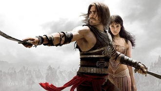 �������, �����, sands of time, the, ���, ��������, ����� ������, prince of persia