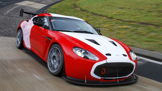 ������, race car, v12, ��������, �������, aston martin, karussell, zagato, �������� ����������, ��������, �����������, ����� ������, nurburgring