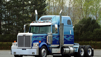 �����, truck, ��������, 4900, ex, western star, �����, �������, ����� ����, long haul