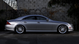 360 forged, mercedes cls550, тюнинг