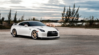 gtr, cars, auto wallpapers, ���� ����, �����, nissan, ������