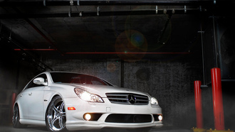 auto wallpapers, �����, ��������, ���� ����, mer�edes, cls, benz, ���� ����, cars
