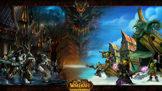 воргены, гоблины, world of warcraft cataclysm