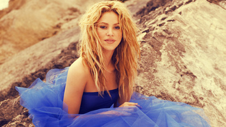 rock, shakira, blue, music, colombian, singer, latin, colombia