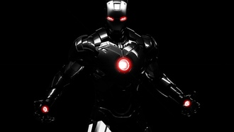dark iron man, background, comics, robot, iron man, marvel, dark