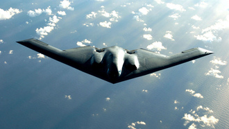 northrop, b-2, ��� ���, spirit, �������������� ��������������