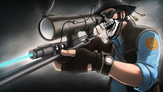 sovereign, ��������, tf 2, team fortress 2, sniper, ������, �������