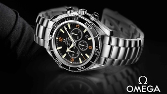 omega, ����, chronometer, seamaster co-axial