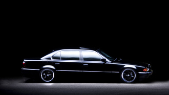 e38, ���, 7, car, wallpapers, ����, bmw