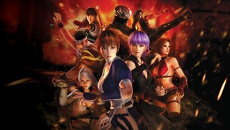 doa5, fighting, kasumi, ������� ������, ������, ������, dead or alive 5