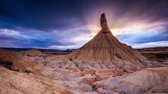 northern spain, �����, the bardenas reales national park, �������, ����