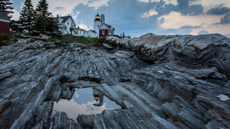 ���, united states, ���, bristol, maine, ����, pemaquid point lighthouse, ����