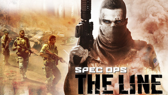 ������, spec ops  the line, ������