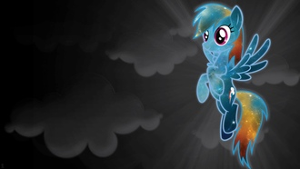 ����, rainbow dash, my little pony, ������