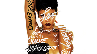 ������, rihanna, album cover, �������, ������, unapologetic, ������