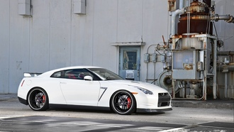 wheels.black.������, �����, ������, ���, gtr, �����, white, nissan, r35