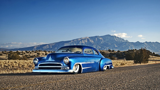hot rod, classic car, chevrolet, ��������, chevy