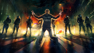 you are free, digital media, ����, drawings, manga, rise - night version, & anime
