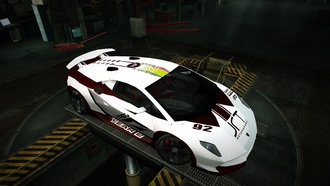 lamborghini sesto elemento, need for speed world, тюнинг, гараж