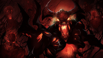 shadow fiend, �����, ����, nevermore, ��������, dota 2