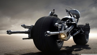 Futuristic Motorcycle, ��������
