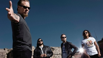 METALLICA, группа, James Hetfield, Kirk Hammett, Lars Ulrich, Robert Trujillo