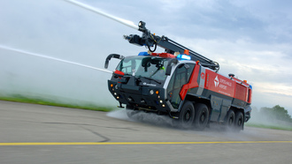 vehicles,  fire-service vehicles,  water cannons, vehicles, rosenbauer crashtender