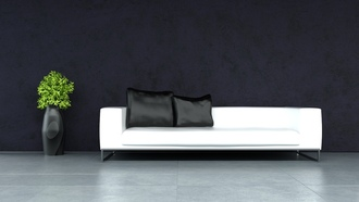 vase, интерьер, pillows, design , interior, stylish , modern , couch, chair