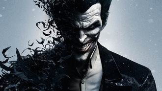 ������� ������, batman arkham origins, ������ ������, joker, ������
