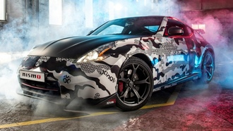 nismo, gumball 3000, 370z, ������, �����, ������, rally, nissan, tuning