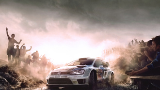 volkswagen, �����, �����, polo, rally, �����, wrc, red bull, ����, ������
