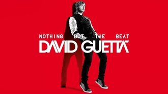 david guetta, давид гетта, nothing but the beat, музыка, электро