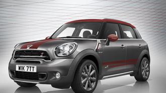 2015, mini, cooper, countryman, park-lane, r60, мини, купер